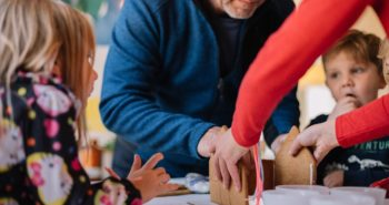 (Grand)Parenting the Second Time Around: Should You Retire to Care for Grandkids?